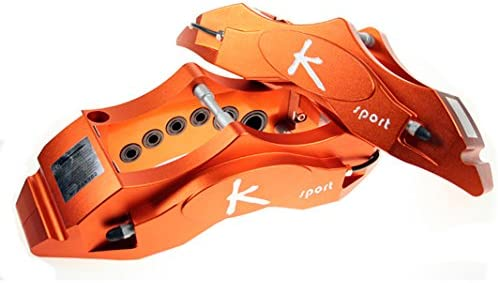 Ksport BKFD170-951SO 15 8-Piston SuperComp Front Brake Kit