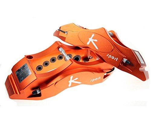 "Ksport BKBM010-951SO 15"" 8-Piston SuperComp Front Brake Kit"
