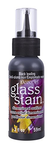 DecoArt Leading Glass Stains 2 Ounce
