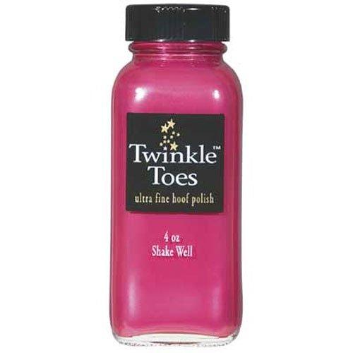 ucts Toes Satin Hoof Polish, Pink ()