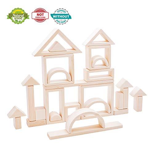 - Kubi Dubi Wooden blocks For Toddlers - Building Educational Toys. Each learning Wood Block Like Pythagoras Builds Imagination, Habits to Succeed. Invest In Your Kids Today. Fit to 3-7 year old.
