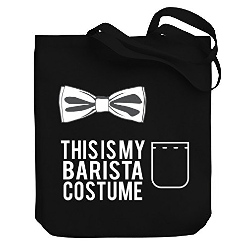 Costumes Barista (Teeburon this is my Barista costume Canvas Tote)