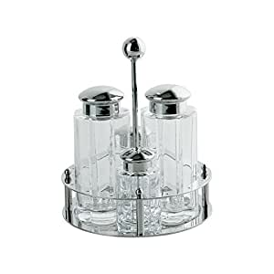 Replacement Glass for Michael Graves Vinegar or Oil Cruet for Alessi