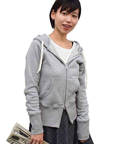 (ピッチン) PICCIN 日本製 コーデュラ素材ラグランパーカー