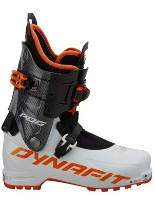 (Dynafit PDG Ski Boot White/Orange, 25.5)