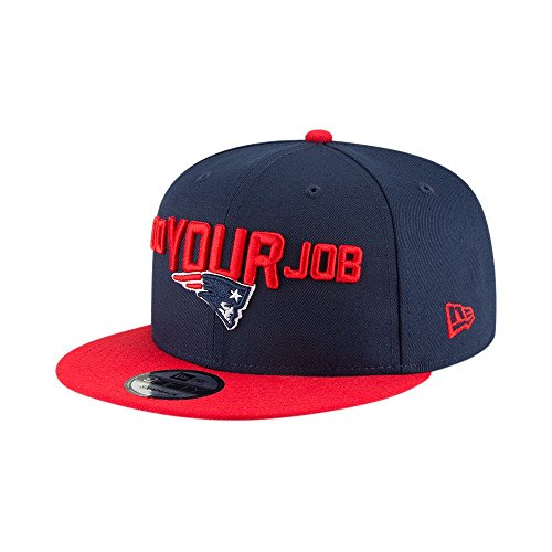 94186126e6d All NFL Draft Hats. New Era New England Patriots 2018 NFL Draft Spotlight  Snapback 9Fifty Adjustable Hat
