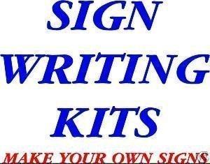 online design vinyl letters words numbers sign writing kit diy