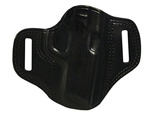 Galco Combat Master Belt Holster for Glock 19, 23, 32 (Black, Right-Hand) ()