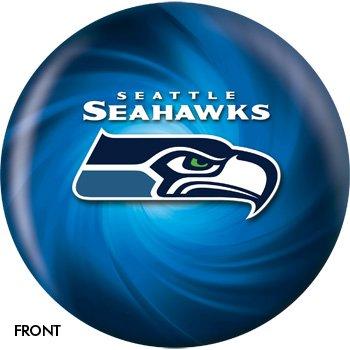NFLシアトルシーホークスボーリングボール14lbs B07CSBMFMB