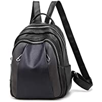 Erfei Cute Mini Leather Shoulder Backpack Purse for Girls