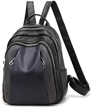 Erfei Cute Mini Leather Shoulder Backpack Purse