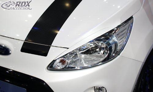 RDX Racedesign RDSB102 Headlight Cover Headlight Covers