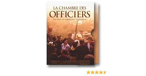 AmazonCom La Chambre Des Officiers dition Simple Eric Caravaca