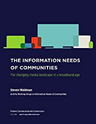 The Information Needs of Communities: The changing media landscape in a broadband age