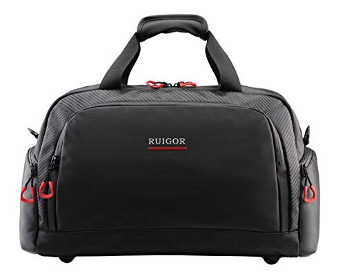Ruigor Motion RGL6401 Duffel Bag Black Water Repellent Materials