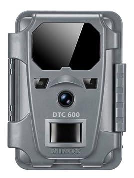 Minox DTC 600 - Cámara digital con correa de muñeca y trípode (8 Mpx,