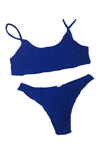 blu Due Dazosue XS Le Bikin Donne Beach Pezzi nqwH6w1Y
