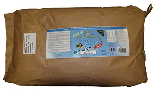 Microbe-Lift Sinking Pellet 40 Lb Bag by Microbe Lift