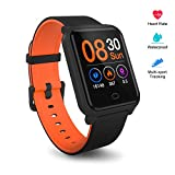 Best Health Tracker Watches - Fitpolo Smart Watch Health Fitness Tracker, Activity Tracker Review