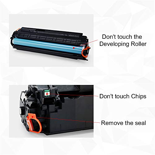 JIMIGO 2 Black 137 Compatible Toner Cartridges replacement for Canon 137 toner, for Canon imageCLASS MF216n MF227dw MF229dw MF247dw MF236n MF249dw MF244dw LBP151dw MF217W MF212w D570 MF232w MF211 Photo #3