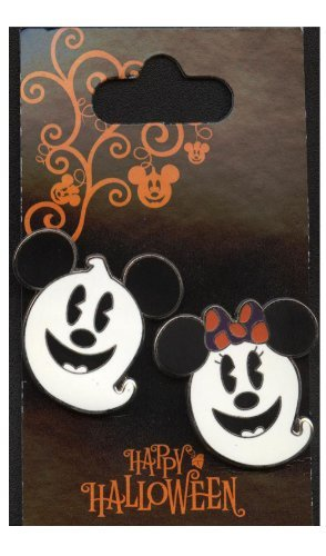 Disney Pins - Halloween - Mickey Mouse and