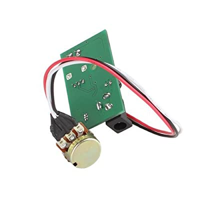 DN 6V-28V 3A DC Pulse Width Motor Speed Control PWM Controller 5-100%