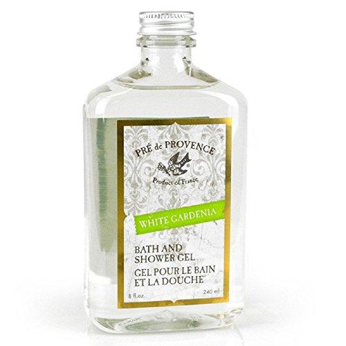 Pre De Provence White Gardenia Bath & Shower Gel
