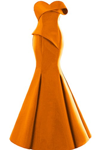 Missdressy -  Vestito  - Donna Orange 44
