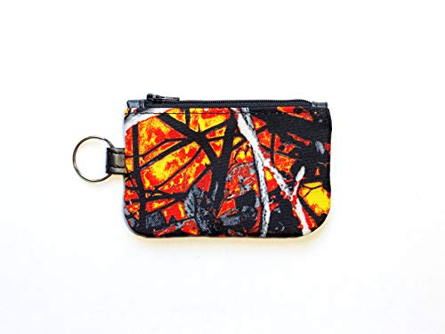 Wildfire Camo Keychain Wallet Coin Purse