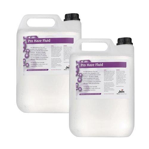 Martin Professional Pro Water Based Fog Fluid 2.5 liter 2-Pack (Martin Fog Machine)