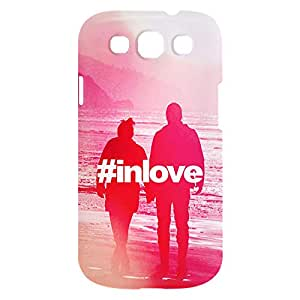 Loud Universe Samsung Galaxy S3 In Love Print 3D Wrap Around Case - Multi Color