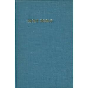 Bible: Revised Standard Version
