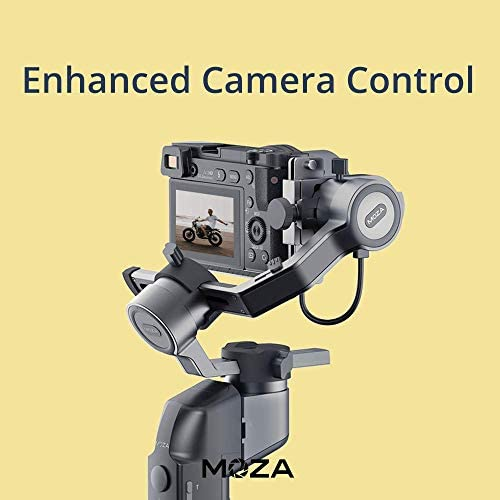 Moza Mini P 3 Axis Gimbal Stabilizer For Smartphones Camera Photo