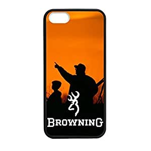 Browning Deer Camo for iPhone ipod touch4 Case Cover 0252ipod touch4ipod touch4 Rubber Sides Shockproof Protection with Laser Technology Printing Matte Result