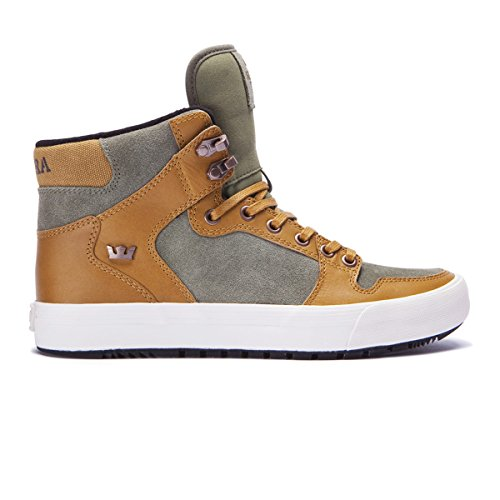 Supra Herren Vaider CW Sneaker Braun
