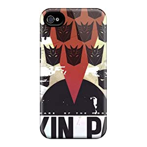 AaronBlanchette Iphone 6 Bumper Hard Cell-phone Case Allow Personal Design Attractive Linkin Park Series [jpv6586oCnB]