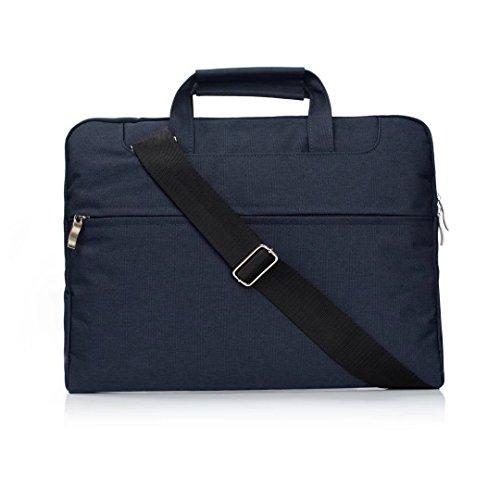 (Laptop Bag,Laptop Shoulder Bag, Maetek Laptop Briefcase For Stylish Multi-Functional Shoulder Messenger Bag For Notebook/Computer/Tablet/Macbook. Fashion Laptop Bag For White Collar,Younger-15