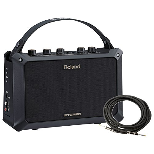 Roland MOBILE AC 5W 2x4 Acoustic Guitar Combo Amp w/ Cable