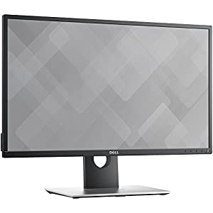 "Dell - P2417H 24"" IPS LED HD Monitor - Black"