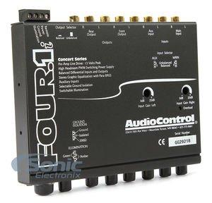 AudioControl Four.1 in Dash Equalizer/Line Driver ()