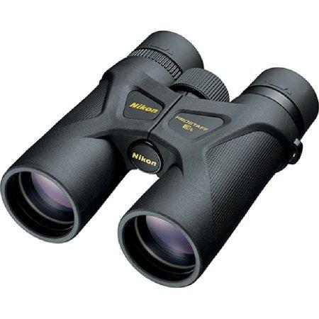 Read About Nikon 16030 Prostaff 3S Roof Prism Waterproof Binocular, 8x42