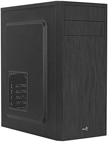Aerocool CS1103, caja de PC ATX, aluminio pulido, ventilador trasero 80mm: Amazon.es: Informática