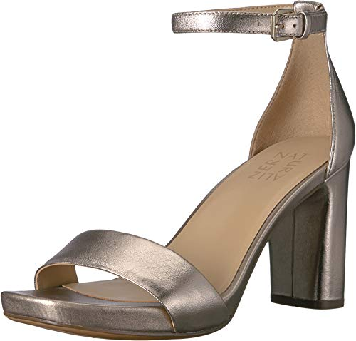 - Naturalizer Women's Joy Light Bronze Metallic Leather 7.5 M US