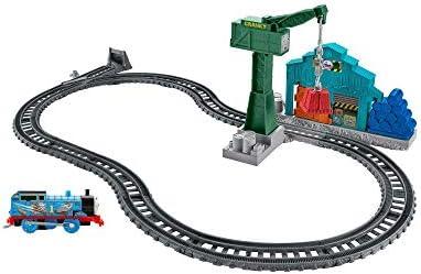 Thomas & seine Freunde DVF73 - Trackmaster Lagerhaus-Abriss bei den Docks