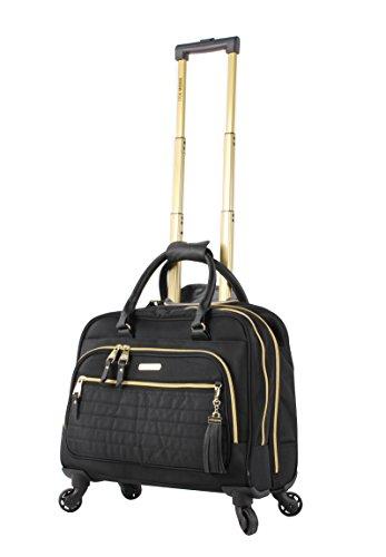 Steve Madden Luggage Illusion Wheeled City Bag (Illusion (City Bag Luggage)