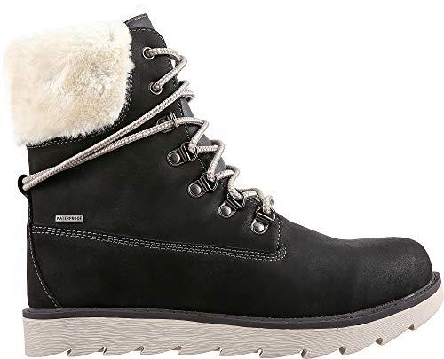 - Alpine Design Women's Ember Ridge 200g Waterproof Winter Boots(Grey, 8 B (M) US)