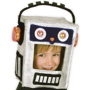 kids costumes robot - 8