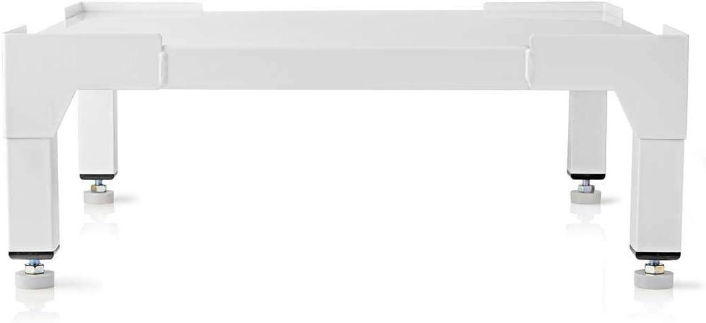 NEDIS WAST110WT Soporte para Lavadora/Secadora | 20 cm