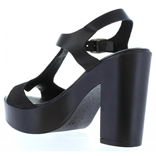 Sandales Femme Cumbia negro Navia 30114 Pour OwxEffPqd