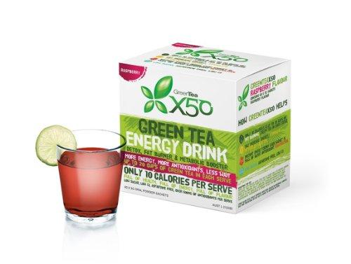 Green Tea X50 bodybuilding Decaffeinated